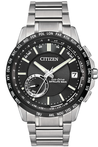 Citizen Eco-Drive Satellite Wave World Time GPS