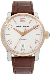 18K Rose Gold and Stainless Steel TimeWalker Automatic