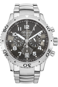 Stainless Steel Type XXI Flyback Chronograph Automatic