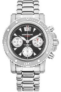 Sport Flyback Chronograph Stainless Steel Automatic