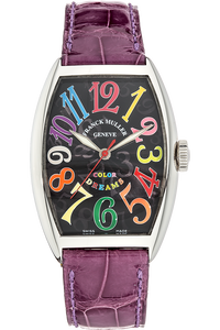 Cintree Curvex Color Dreams Stainless Steel Automatic