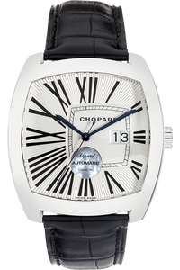 Classic Date Vision White Gold Automatic