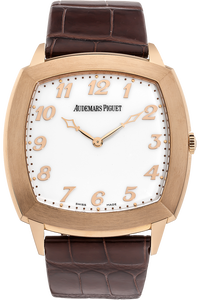 18K Rose Gold Tradition Ultra Thin Automatic Limited Edition