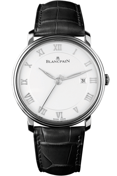 Villeret Ultra Slim Seconds & Date Automatic 40mm