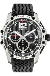 Stainless Steel Superfast Chronograph Automatic