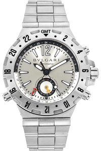 Stainless Steel Diagono Professional GMT Automatic