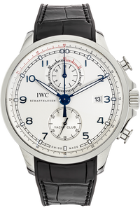 Stainless Steel Portuguese Yacht Club Chronograph Automatic