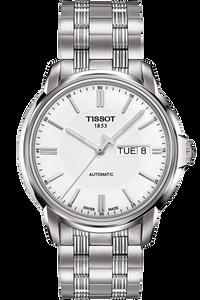 Men's Automatic III Classic White Automatic