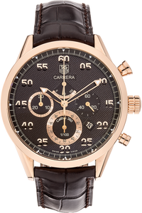 Carrera Limited Edition Rose Gold Automatic