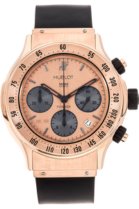 SuperB Flyback Chronograph Rose Gold Automatic