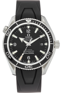Stainless Steel Seamaster Planet Ocean Automatic
