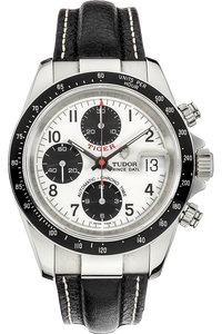 Stainless Steel Tiger Prince Date Chronograph Automatic