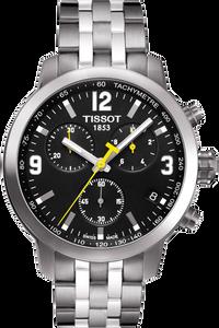 PRC 200 Men's Black Chronograph Quartz Sport Watch