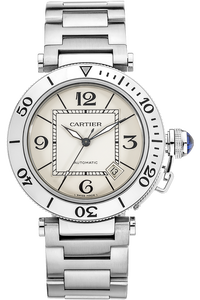 Stainless Steel Pasha Seatimer Automatic