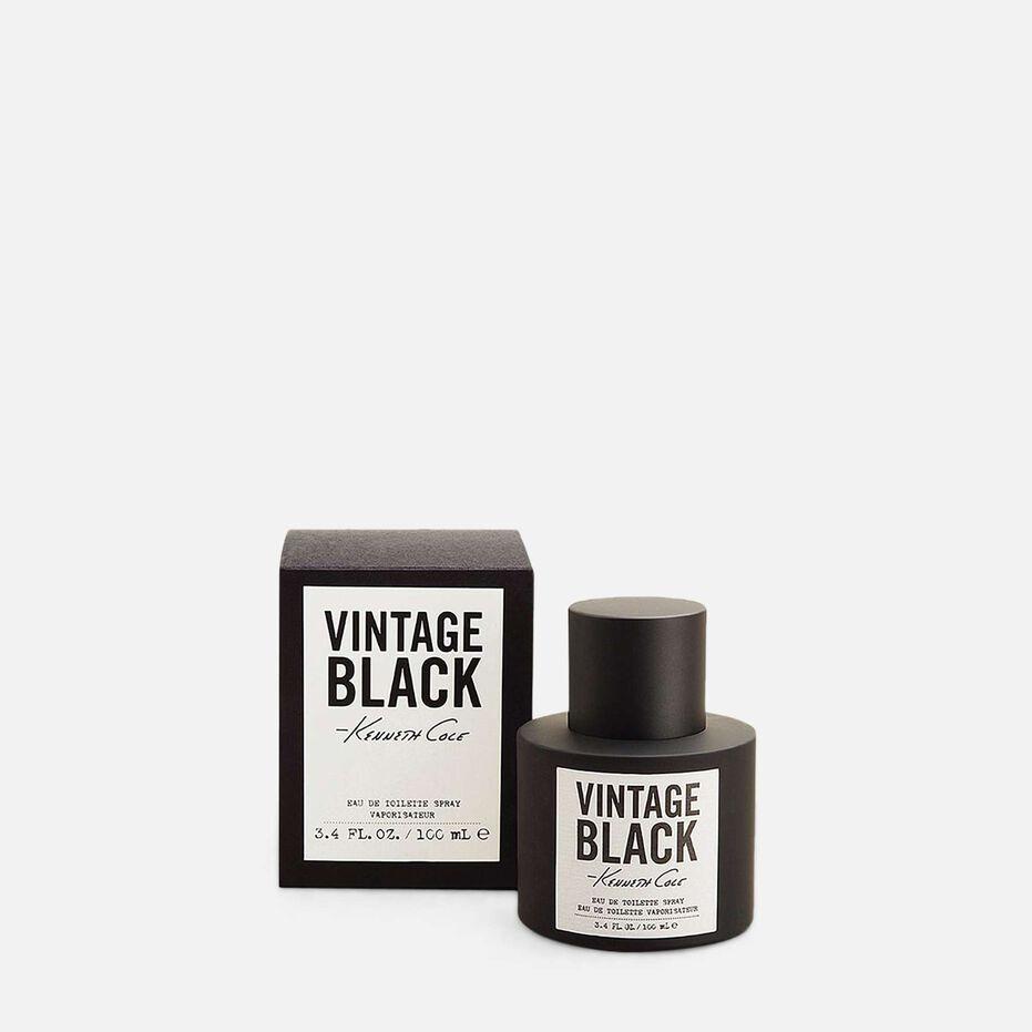 Vintage Black Fragrance 3.4 FL OZ, , hi-res