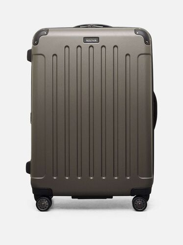 Renegade 28' Expandable Upright Suitcase, SILVER, hi-res