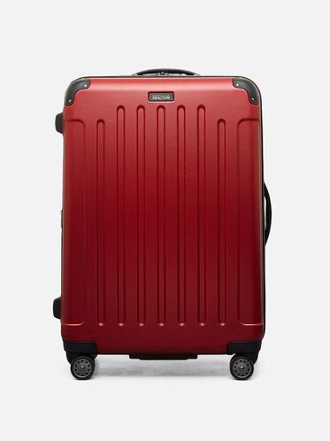 Renegade 28' Expandable Upright Suitcase, RED, hi-res