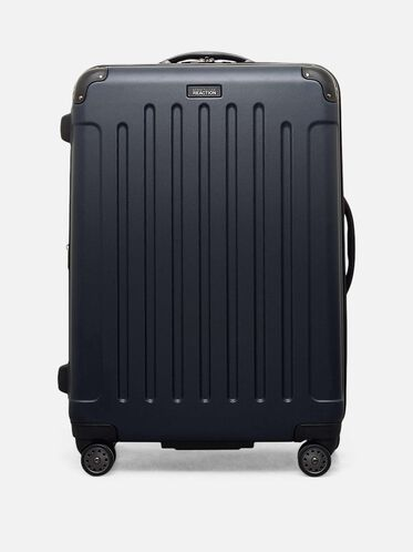 Renegade 28' Expandable Upright Suitcase, NAVY, hi-res