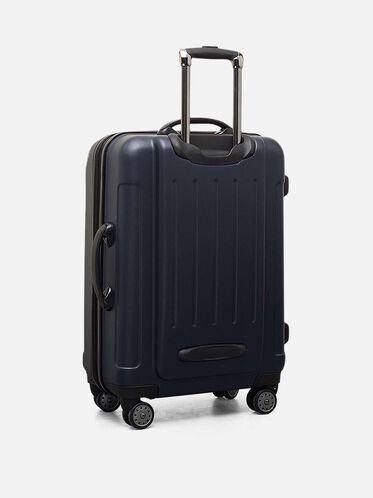 Renegade 24' Expandable Upright Suitcase, NAVY, hi-res