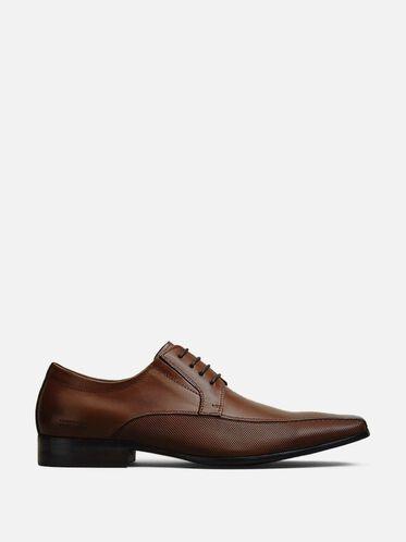 Bro-tential Leather Oxford, COGNAC, hi-res