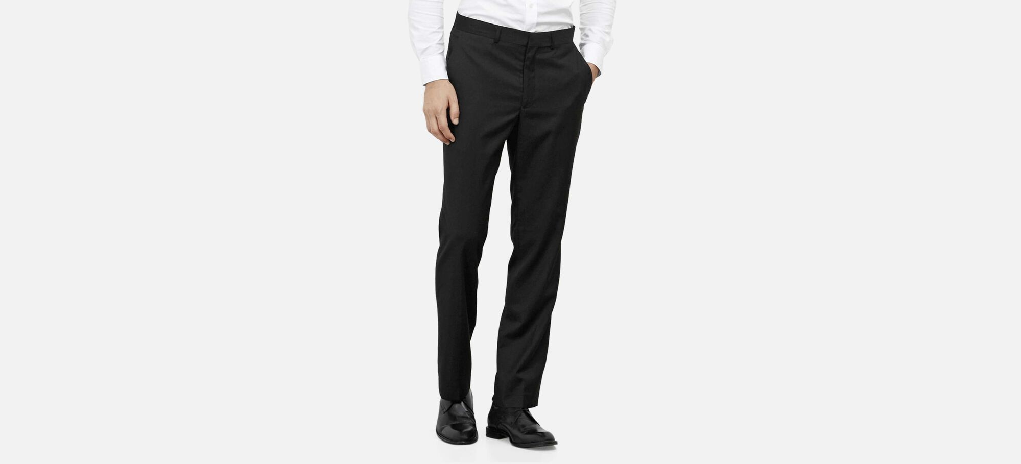 Slim-Fit Suit Pant, , hi-res