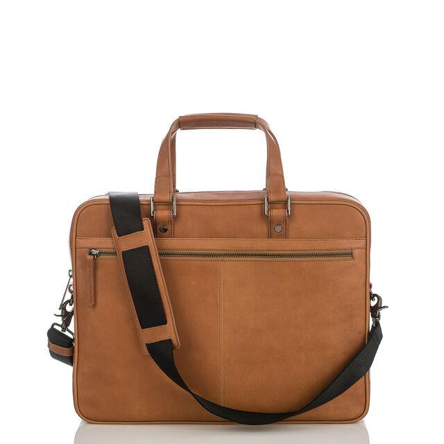 Andy Briefcase Brown Kesington, Brown, hi-res