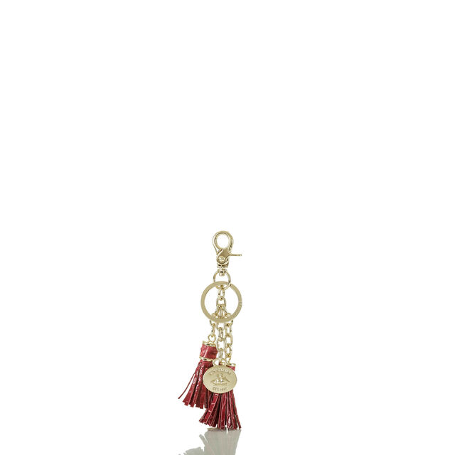Tassel Key Ring Cherry Tree Melbourne, Cherry Tree, hi-res